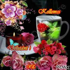 Kellemes délutánt! Chocolate Coffee, Cooking Recipes, Table Decorations, Mugs, Tableware, Pretty Pictures, Nice Asses, Dinnerware, Chef Recipes