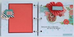 My Creative Scrapbook Kit Club with exclusive sketch and add-ons! - Hugs & Kisses Simple Set