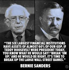 Bernie speaks the truth for we the people. Click to support Bernie at http://berniesanders.com