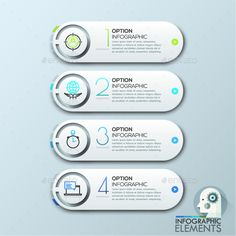 Modern Infographic Paper Template PSD, Vector EPS, AI Illustrator