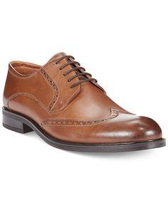 Alfani Dorian Wingtip Oxfords - Shoes - Men - Macy's