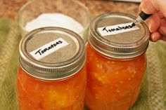 How to Can Tomatoes Without a Water Bath or Pressure Cooker | eHow