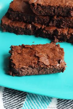 The Pioneer Woman Deep Dark Chocolate Brownies