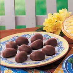 Coconut Cream Eggs-Taste of Home