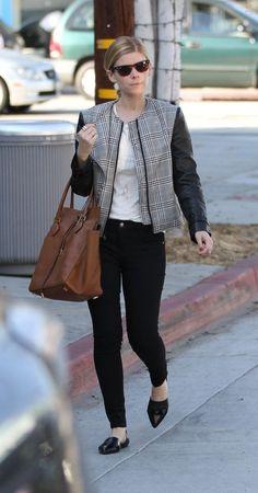 Kate Mara – Fashion & Style   Fashion District - Street Style
