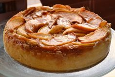 Apple Pie Cheesecake - I wouldn't use her crust, but instead go with my classic cheese cake crust I think..