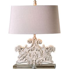 """Found it at Joss & Main - Schofield 24.5"""" H Table Lamp with Empire Shade"""