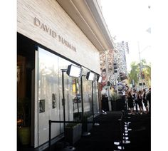 David Yurman celebrated the re-opening of their renovated Rodeo Drive flagship boutique.