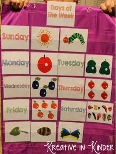 Kreative in Kinder: It's a CELEBRATION! The Very Hungry Caterpillar Style With a Giveaway!
