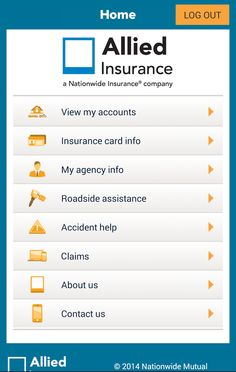 insurance policy account ui mobile - Google Search
