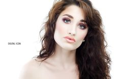 Veronica Fensel Makeup Artistry Digital Icon Photography model Sarah Paige Hickey