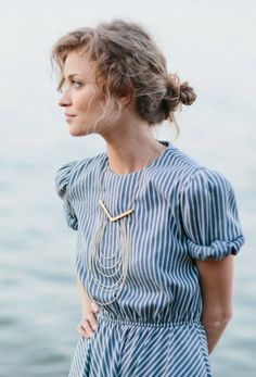Red Earth Trading Co. | Diving Bird Necklace