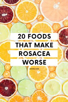 How to make your rosacea better