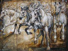 Les Cavales d'Epire - Elise Genest