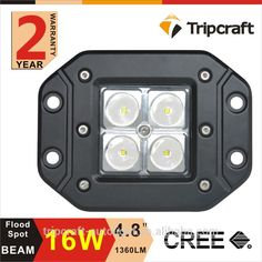Check out this product on Alibaba.com App:Alibaba manufacture automobile motorcycle accessory 12v 16w led work light ,Spot Beam ,Waterpoof https://m.alibaba.com/ji6zAn