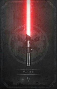 Lightsabre - Darth Vader