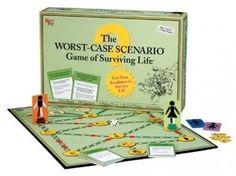 Worst Case Scenario Game of Surviving Life