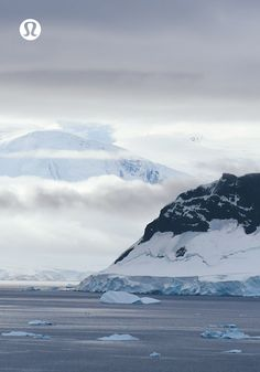 In Antarctica you realize how significantly insignificant our presence on earth can be.