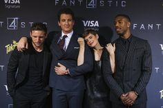 Former Fantastic Four co-stars Kate Mara and Jamie Bell are married