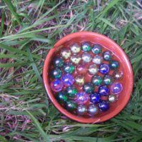 Provide Water For Bees Provide a water bowl with marbles, this is for the bees to drink from, the marbles slow the water evaporation and sto. Water For Bees, Butterfly Feeder, Garden Projects, Garden Ideas, Save The Bees, Bee Keeping, Breast Cancer, Garden Design, Ladybugs