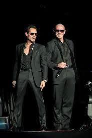 Marc Anthony y Pitbull
