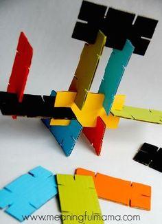 5 juegos de construcción caseros