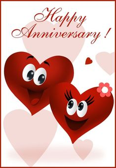 Happy Anniversary Wishes Images and Quotes. Send Anniversary Cards with Messages. Happy wedding anniversary wishes, happy birthday marriage anniversary Happy Wedding Anniversary Wishes, Anniversary Message, Wedding Congratulations Card, Anniversary Funny, Happy Birthday Wishes, Anniversary Ideas, Happy Aniversary, Anniversary Pictures, Anniversary Quotes For Friends
