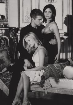 Cruel Intentions -- Ryan Phillippe, Reese Witherspoon, Sarah Michelle G 90s Movies, Movies To Watch, Good Movies, Love Movie, Movie Tv, Movies Showing, Movies And Tv Shows, Ryan Phillipe, Angelina Jolie Movies