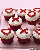 Image result for Valentine's Cupcakes