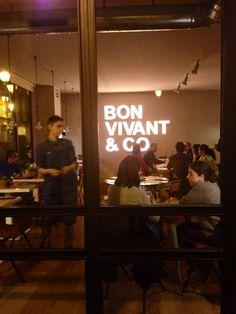 Bon Vivant & Co. in Madrid, Madrid
