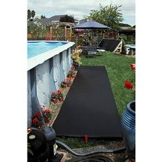 Swim Time Xb Solar Pro Pool Heater For Above Ground Pools