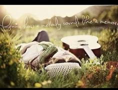 """""""Funny How a Melody Sounds like a Memory"""" Springsteen - Eric Church  ❤"""