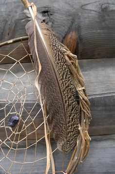 Large Magical Willow Primitive Dream Catcher Wolf by WolfRunRanch  https://www.etsy.com/listing/218752254/large-magical-willow-primitive-dream?ref=related-7