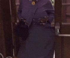This is you when you dress like a fat grandma and try to get through a door: