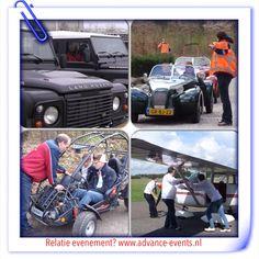 Op zoek naar een bijzonder bedrijfsuitje voor uw relaties? Kijk voor inspiratie op: http://www.advance-events.nl/relatie-evenementen/bedrijfsuitje-voor-relaties