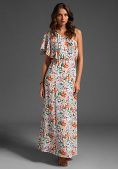 Plenty by Tracy Reese - Frock by Tracy Reese Laurisa Maxi