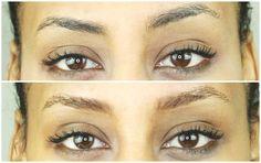How To Lighten Your Eyebrows | Tutorial