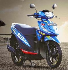 suzuki address 110 motogp edition