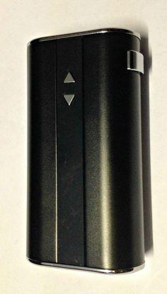 Brand New Genuine Eleaf Black iStick 50W 4400mAh Variable Voltage w/USB Charger