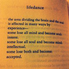 lifedance - Charles Bukowski