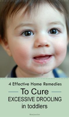 4 Effective Home Remedies To Cure Excessive Drooling In Toddlers