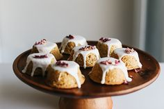 pistachio rosewater cakes 1