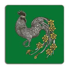Avenida Home Puddin' Head Rooster Placemat