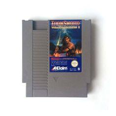 #nes #8bit #nintendo #nintendoentertainmentsystem #8bitar #ironsword #warriors #wizards #warriorsandwizards2 Nintendo Entertainment System, Nes Games, Mega Man, Super Nintendo, 8 Bit, Warriors Wizards, My Favorite Things