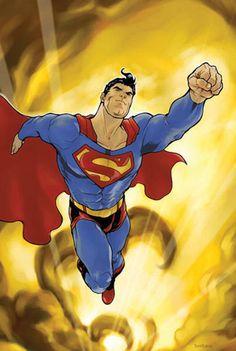 Adventures Of Superman #648 cover by Karl Kerschl