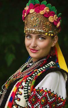Europe - Ukraine/Hutsul people