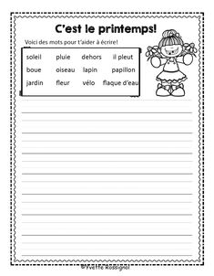 Learn French For Kids Teachers Printing Furniture Nervous System Product French Language Lessons, Spanish Language Learning, French Lessons, Spanish Lessons, French Flashcards, French Worksheets, French Teaching Resources, Teaching French, Teaching Spanish
