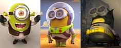 O filme dos amarelinhos chega aos cinemas amanhã!