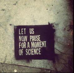 Science humor