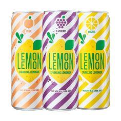 Lemon Lemon Pepsico Can - Beverage Industry